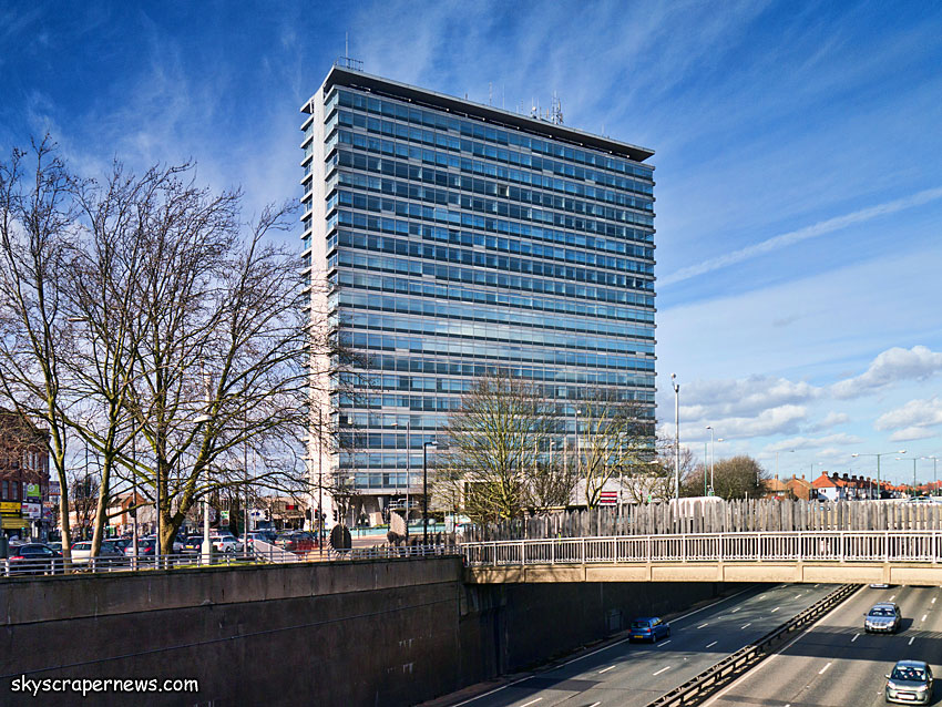 Tolworth Tower, London