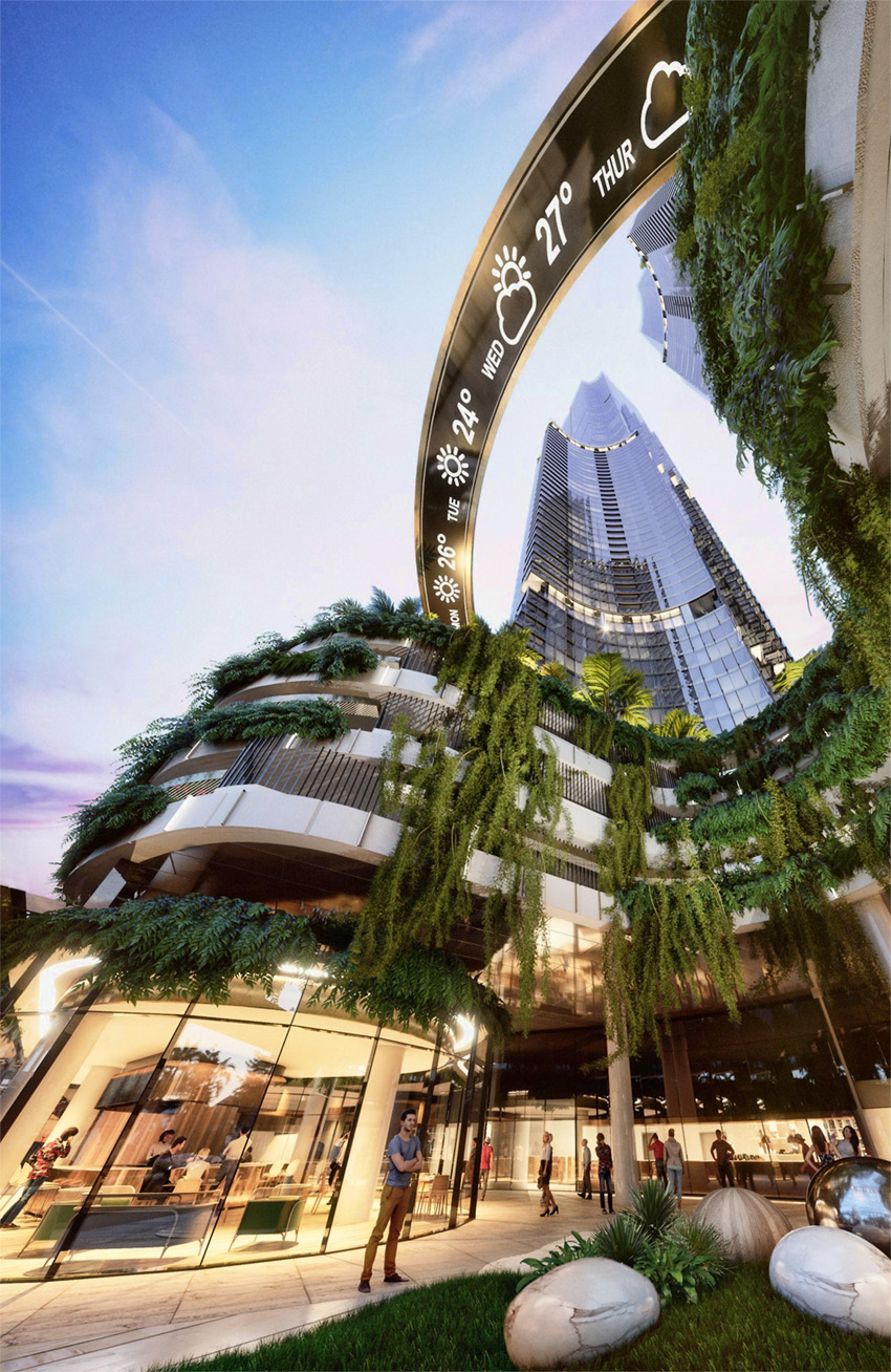 New Tallest Planned For Australia
