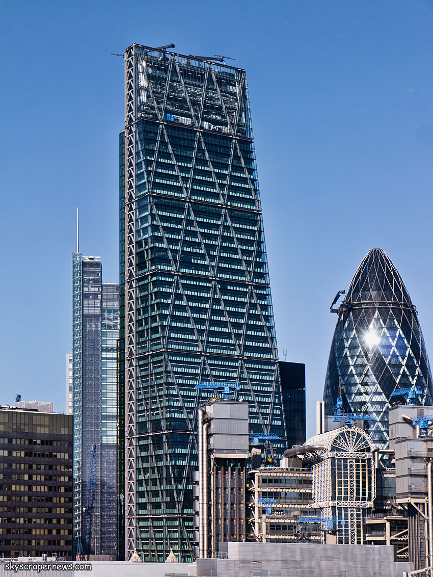 Image library 49 the leadenhall for Building londre