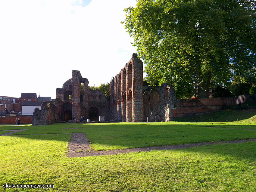 St Botolphs Priory, Colchester