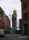 Beetham Tower Manchester 15/4/05