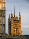 Victoria Tower, the Houses of Parliament