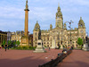 Glasgow City Chambers from George Square