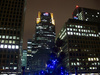 Citigroup Centre at night