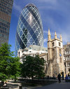 Swiss RE London