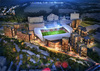 Brentford Community Stadium Redevelopment, London
