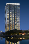 Rendering of the Landmark West Tower